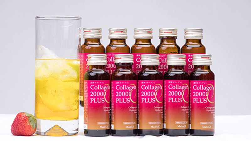 top sản phẩm collagen