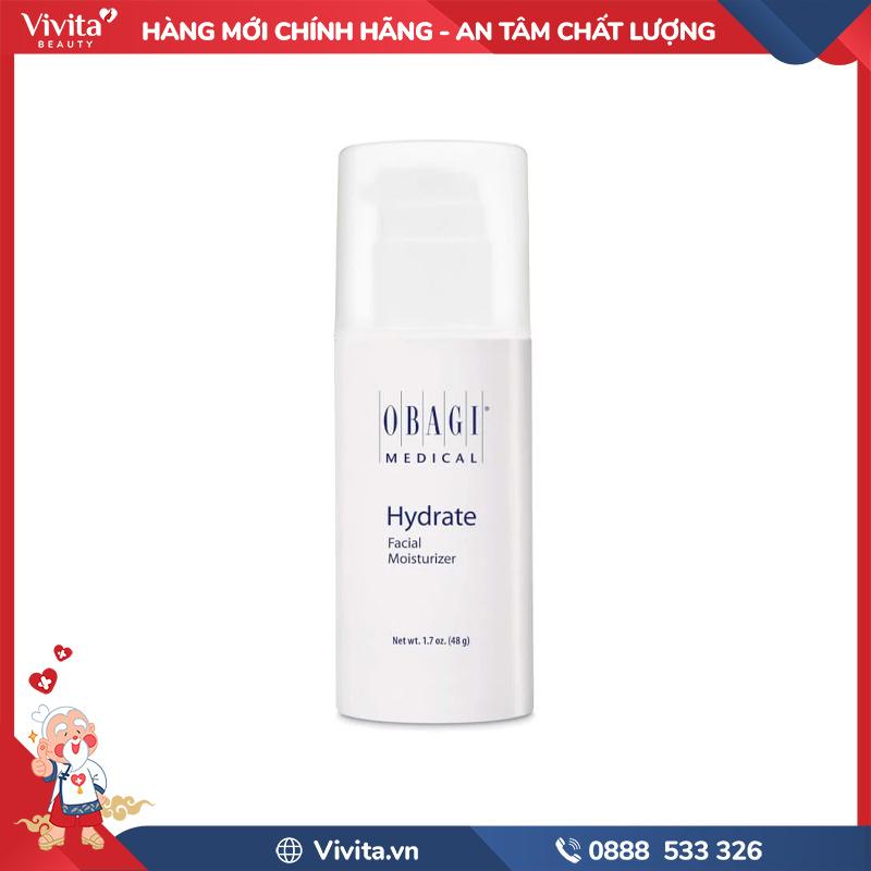 Kem dưỡng Obagi Hydrate Facial Moisturizer