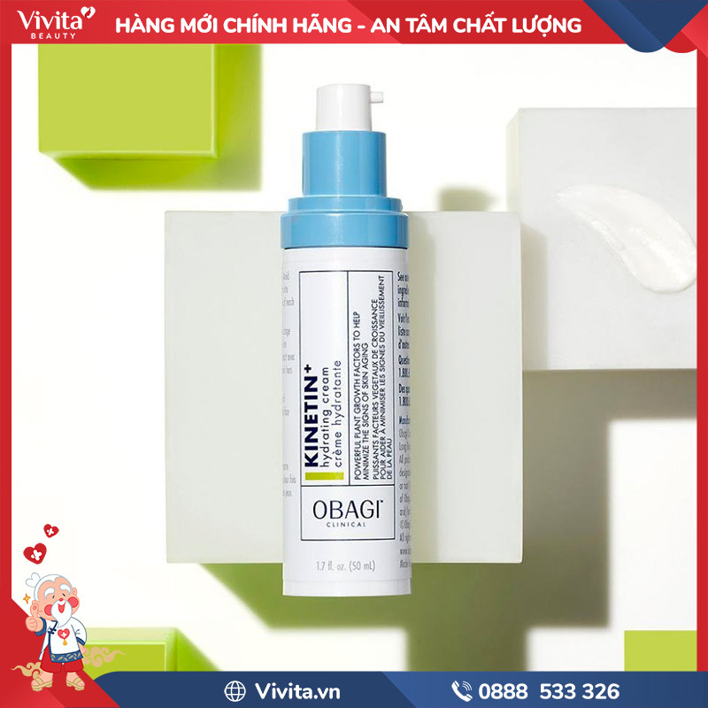 Kem dưỡng ẩm Obagi Clinical Kinetin + Hydrating Cream